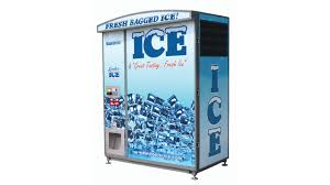 Kooler Ice Vending Machine Locations Interesting Kooler Ice IM48 Ice Vending Machine VendingMarketWatch