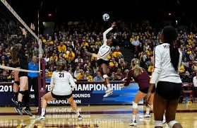 Maturi Pavilion Is Where The Gophers Can Count On Big Crowds