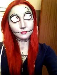 Nightmare Before Christmas Halloween 2018, Costume Halloween, Creepy  Halloween, Halloween Face