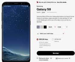 makersofandroid verizon samsung galaxy s8 deals