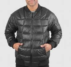 the north face new black mens size large l quilted puffer er jacket