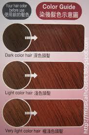 Kao Liese Bubble Hair Colour Jewel Pink Colour Chart Flickr