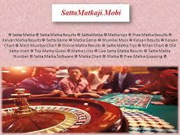 Mumbai Game Chart Sattamatkaji Online Satta Games With 100 Welcome Bonus