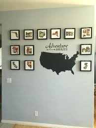 travel themed wall decor surprising room best ideas images on decorating 42