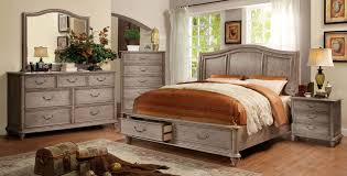 Full Size Of Furniture, Rustic Bedroom Furniture Sets Natural Wood Dit Loft  Painted Brick Accent ...