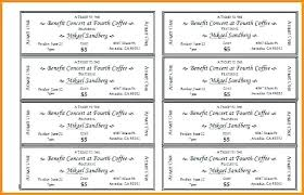 Benefit Ticket Template Dinner Dance Event Ticket Template Fundraiser Dinner Tickets