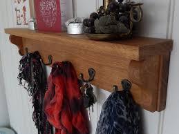 Black Coat Rack With Shelf 100 best Handmade by Neat Niche in Wood Coat Racks Wall Shelves 87
