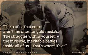 Jesse Owens Quotes Interesting 48 Quotes By Jesse Owens That Prove Why He's The Greatest Track