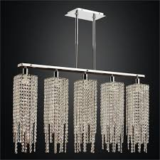 linear crystal chandelier chelsea 645 glow lighting with regard to cozy linear crystal
