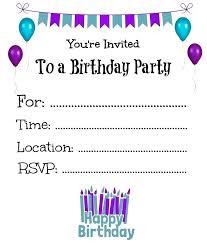 Girl Birthday Invitation Template Kids Invitation Template Orgullolgbt