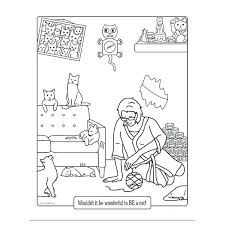 Fresh Crazy Cat Lady Coloring Book And Ladies Hat Coloring Pages Cat