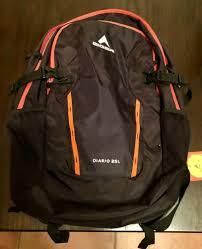 Tas ini dilengkapi fitur kompartemen utama dengan saku untuk dokumen, saku. Computer Backpack Diario 25l By Eiger 99 No Res Eiger Computer Backpack Backpacks North Face Backpack