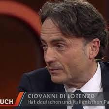 Giovanni di Lorenzo bedauert seinen Fehler und wird angezeigt - Berliner  Morgenpost