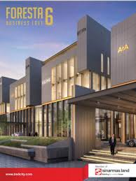modern office buildings. KANTOR DIJUAL: High Value Bussines Location And Modern Office Building, FBL 6 BSD City Buildings