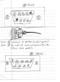 console plug wiring diagram