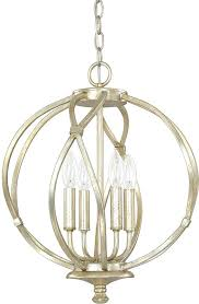winter gold orb chandelier capital lighting bailey winter gold pendant lamp loading zoom large chandeliers for low ceilings