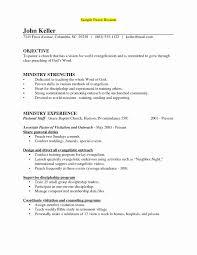 Template Resumes Templates Free Elegant Ministry Resume 2 Resumes