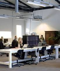 modern open plan interior office space. Modern Open Plan Office #openplanoffice Interior Space K
