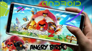 ANGRY BIRDS 🔥 MOD APK ANDROID - YouTube