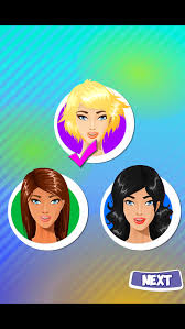 sally s fashion makeup salon free s makeover games screenshot on ios