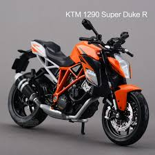 freeshipping maisto ktm 1290 super duke r motorcycles 1 12 diecast