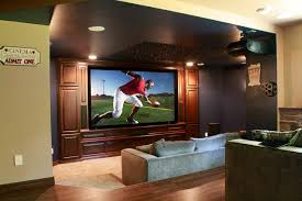 basement home theater bar. Contemporary-home-theater Basement Home Theater Bar M