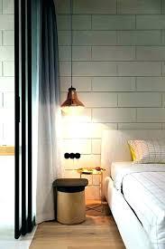 Bedroom Pendant Lights Hanging For