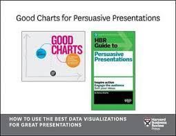 Good Charts By Scott Berinato Good Charts For Persuasive Presentations How To Use The