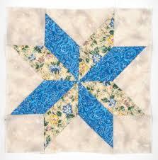 Eight-Pointed Star Quilt Block | Star quilt patterns, Star quilts ... & Eight Pointed Star Quilt Pattern Adamdwight.com