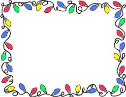 Holiday Borders For Word Documents Free Christmas Border Christmas Clip Art Borders For Word Documents 5