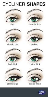 diffe eye liner shapes 177208 jpg