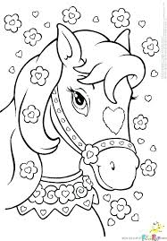 Free Printable Horse Coloring Pages Horse Coloring Pages Mustang