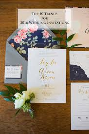 10 hottest wedding invitation trends for 2016 Wedding Invitation Stores In Manila wedding invitations trends for 2016 wedding planning wedding invitation shops in manila