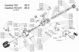 servicing & repairs shakespeare fishing reel replacement parts at Okuma Reel Parts Diagram