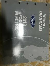 electric electrical wiring diagram 2013 Ford Focus Wiring Diagram 2013 Ford Focus Radio Wiring Diagram