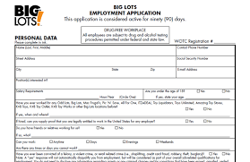 job application questions big lots application pdf print out