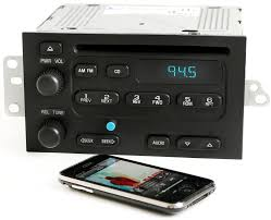 Amazon.com: Chevy Malibu Cavalier 2000-2005 Radio AM FM CD Player ...