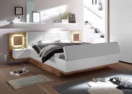 Doppelbett Nachtkommoden Capri Xl Bett Ehebett Schlafzimmer 180 X