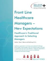 Whitepaper Hiring Front Line Healthcare Managers