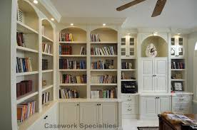 4 library bookcases