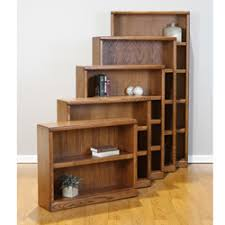 Contemporary 30 Inch Summit Oak Bookcase 13277683 Overstock 30 Bookcase
