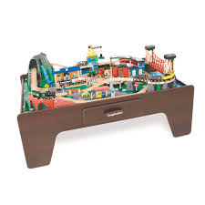 awesome wooden train table and set 12 for interior design ideas for home design with wooden