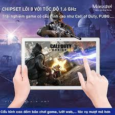 Máy tính bảng Masstel Tab 10 Ultra Màn hình 10,1inch, Kết nối Wifi,4G tốc  độ cao ( Tặng kèm bao da) giá cạnh tranh
