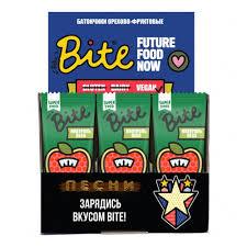 <b>Батончики</b> Take a <b>Bite</b> Контроль веса Морковь-Кешью, 45 гр. (20 ...