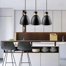 Image Farmhouse Kitchen Image Is Loading 3pcsindustrialpendantceilinglightfixturebar Ebay Pcs Industrial Pendant Ceiling Light Fixture Bar Kitchen Lighting