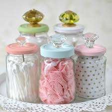 Glass Jar Decorating Ideas DIY Craft Ideas for Recyclable Glass Jars 35