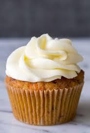 Carrot Cake Cupcakes Recipe Simplyrecipescom