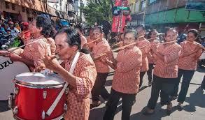 Cuma sebatang buluh dan tidak memerlukan teknologi canggih untuk menciptanya. Musik Tradisional Tifa Dan Suling Bambu Diantara Realitas Dan Harapan Satu Maluku
