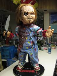 life size chucky doll life size chucky archive sideshow freaks