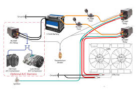 wiring safely fan relay wiring with c&r racing Fan Relay Wiring Diagram within each kit there is a wiring diagram like the ones above that will help with the visual part of the installation fan relay wiring diagram for blower